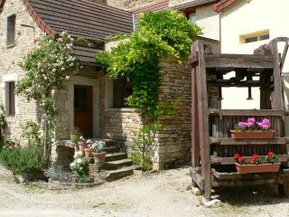 Gite La Petite Maison - Bourgogne - Chalon, Saint-Martin-sous-Montaigu