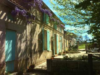Blaye - Farmhouse on vineyard, with private pool, Saint-Ciers-De-Canesse