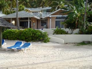 Villa Sur Mer, Beachfront, St. James Club, Antigua, Mamora Bay
