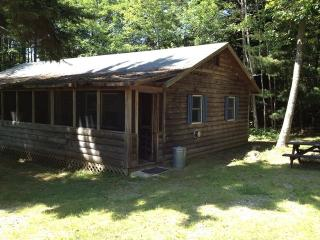 Sherwood Forest Cabin #2, New Harbor