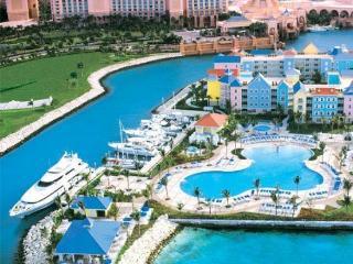 Harborside Resort Atlantis Bahamas, Paradise Island