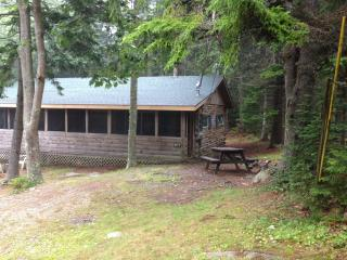 Sherwood Forest Cabin #4, New Harbor