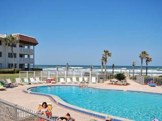 Oceanview Beach Condo on New Smyrna Beach Florida