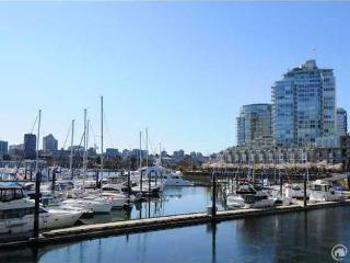 Ocean View Marinaside Yaletown (3 months min)