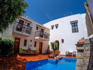 Luxury Studio IDILI, 2p, Pool, Balcony, Rethymno, Atsipopoulo