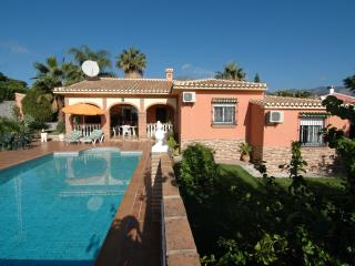 Holiday villa in Mijas for rent - Villa La Palma
