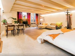 lovely centre apartment with canal view, Amsterdam