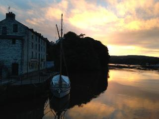 Self-Catering Riverside Apartment for 4- Grassholm, Cardigan