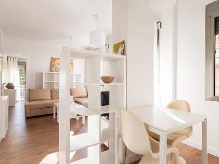 Luminoso apartamento de 1 dormitorio en el centro