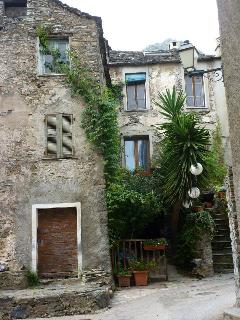 le joli petit village de Santa Maria Pogghio