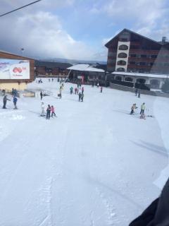 Bankso Skiing 2