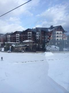 VIew from bottom of ski lift 2