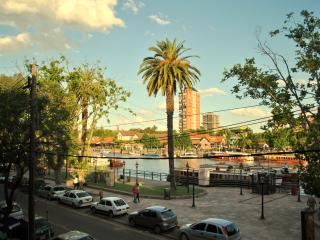 City Ap. in front of the river, Tigre