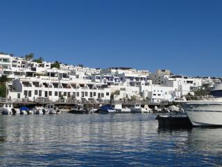 View from Marina to EL MAR cottage