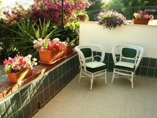 Beautiful beach house with garden in Sicily, Alcamo