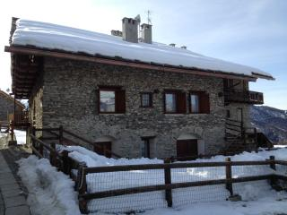 Ski home to rent in Champlas Seguin (Sestriere)