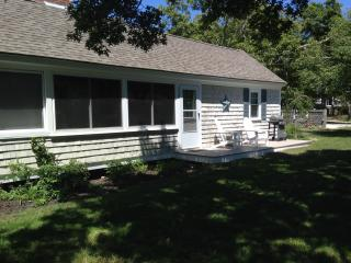 Steps to Cooks Brook Beach! Four Houses Away! A/C, Heat, Wifi, Outdoor Shower