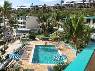 Condo on the water in the beautiful Caribbean, Bolongo Bay