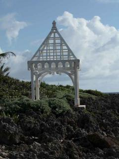Gazebo on the Iron shore - Looking for a beautiful wedding location? Inquire for details.