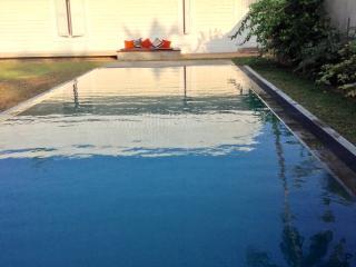 the pool 3 x 9 meters