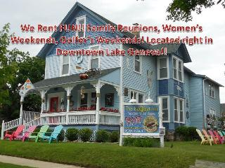 Nautical Vacation Rental Homes of Lake Geneva!!
