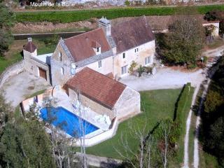 Magnifique moulin avec piscine et étang de pêche à 5 km de Sarlat