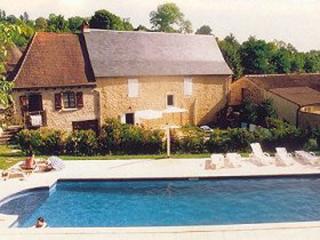 Petite maison avec piscine à Sarlat, Sarlat-la-Canéda