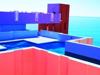 2bdr Seafront Apartment in Calpe, La Muralla Roja