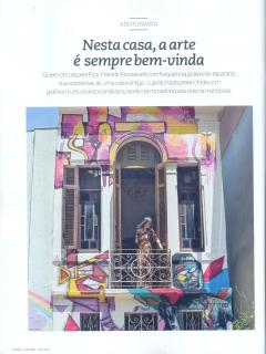 the house in a decor magazine - casa claudia nov 2014