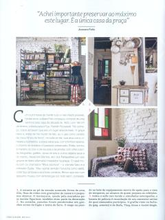 inside the article and inside the house in casa claudia nov 2014