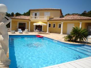 Appartement dans villa aux Issambres Cote azur