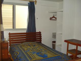 Room 2 - Fully furnished with plenty of storage and private safe