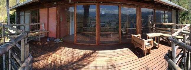 3 large decks !