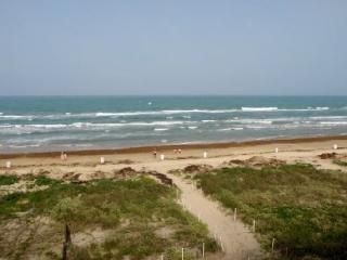 On the beach -2 KING SUITES, UPDATED! heated POOL!, Ilha de South Padre