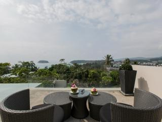 Superb seaview apartment (THC1), Kata Beach