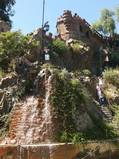 Cerro SantaLucia ( Parque) Miradores
