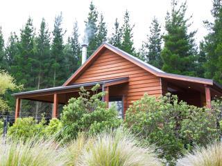 Woodbank Park Cottages Hanmer Springs New Zealand.