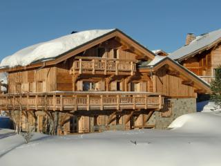 Exclusive 5 * Chalet - Ski from door - Alpe d'Huez, L'Alpe d'Huez