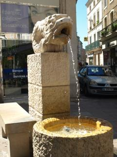 Water Fountain Poitiers