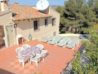 Villa Cezanne, 3 bedrooms, private pool, Moraira