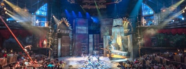 Cirque Du Soileil - Joya - Grand Luxxe - Riviera Maya