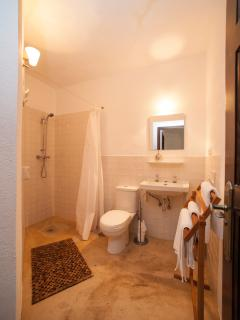 Cuarto de baño del apartamento AGUA