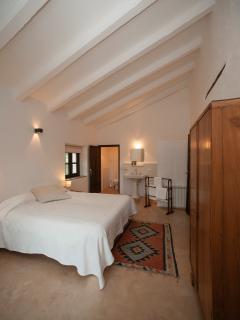Dormitorio del apartamento ESTRELLA