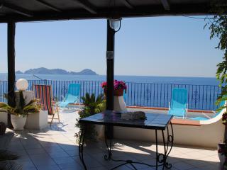 rosetta blu, Ponza Island