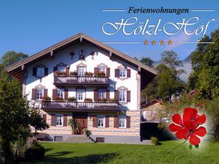 Hölzl-Hof Wohnung 2 Seekar, Lenggries