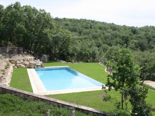 Ancient villa in Chianti with pool and wonderview