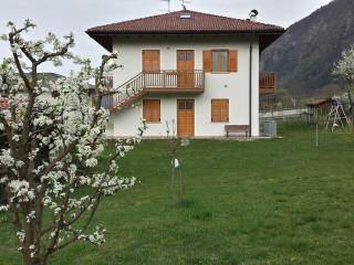 Villa Irma: quiet 2 km from lake,with garden + par, Levico Terme