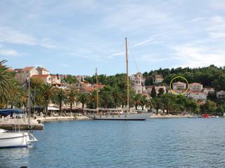 Villa Nona APT 3 - 6 pax, 90 sqm, sea view, garden