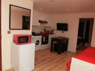 3rd floor Spacious 1 bed apartment, Londres