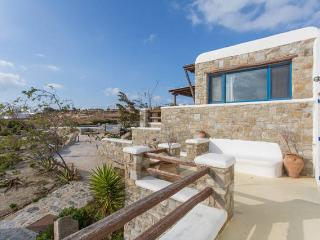 House with Pool&Sea View in Ornos-2